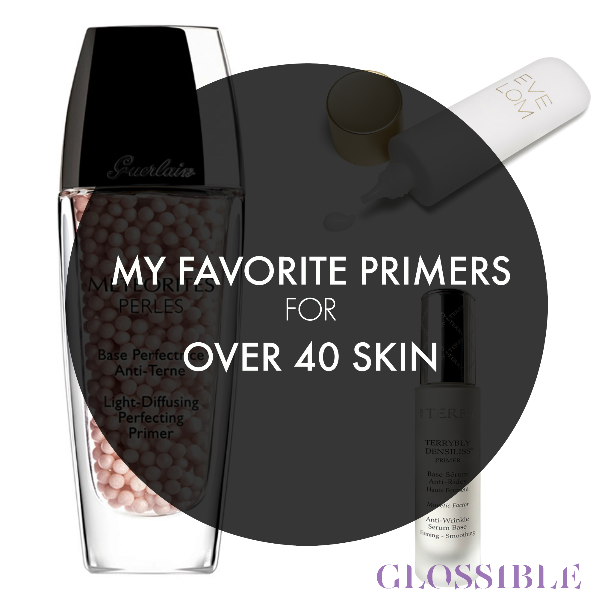 What is the best makeup primer for mature skin