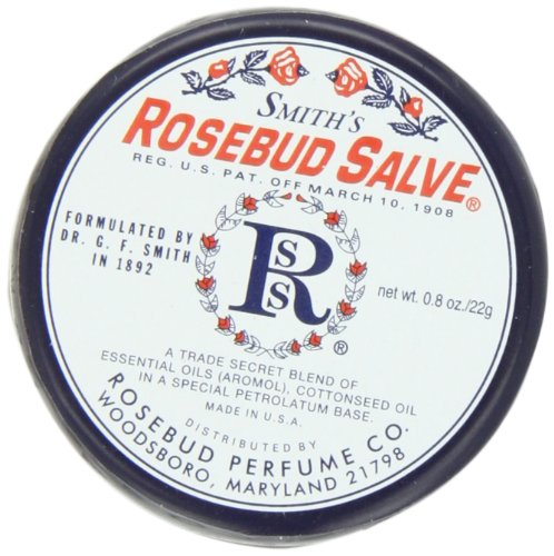 Rose Bud Lip Balm