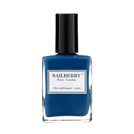 "The perfect shade of Blue for the end of summer....""Atlantic"""