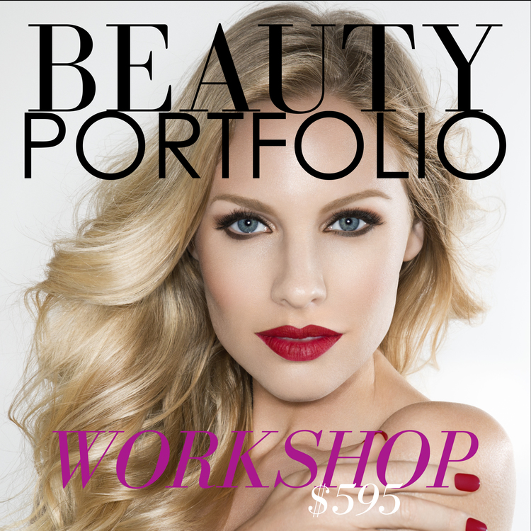 how to build my makeup portfolio