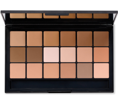 RCMA FOUNDATION PALETTE