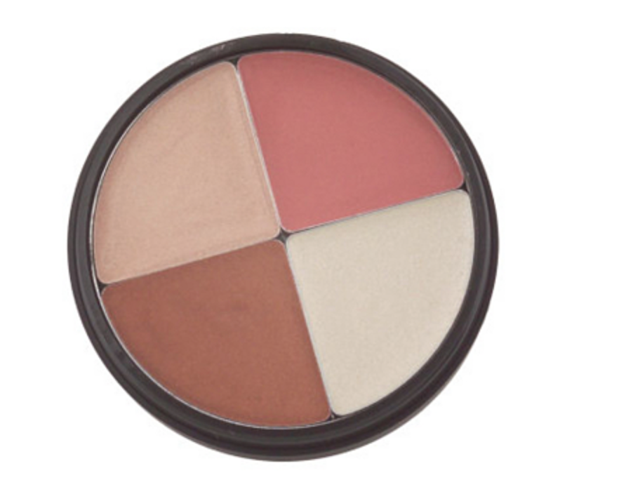 Smashbox Highlighter Quad