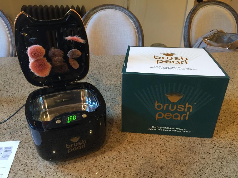 Brush Pearl Brush Cleaner Review