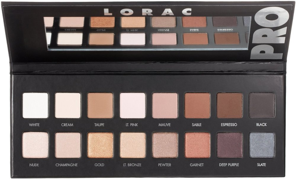 How to Use the Lorac Pro Eyeshadow Palette