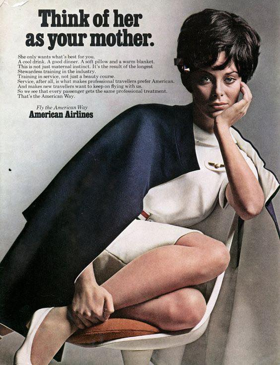 Photo from Sexist Vintage Ads