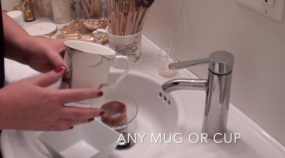 5. Clean mug or cup
