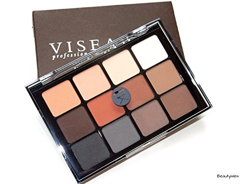 VISEART EYESHADOWS