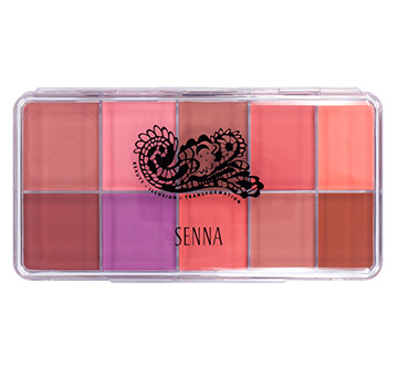 This is a must have professional makeup artist cheek palette.