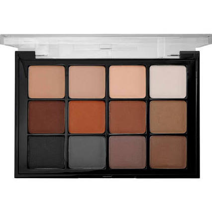 Viseart Neutral Matte Shadows is a must have in every kit.