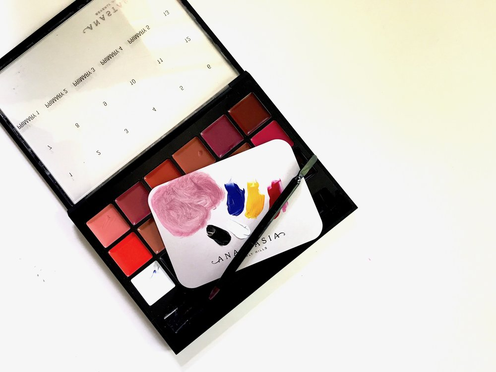 YOU CAN BUY YOUR LIP PALETTE AT SEPHORA