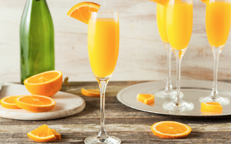 LOS ANGELES MAGAZINE | The Best Places For Bottomless Mimosas