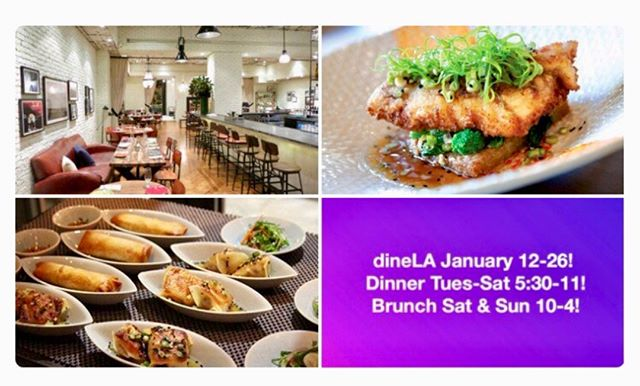 @dinela starts this weekend! We have dinner & brunch menus! Make your rez now at https://www.opentable.com/the-church-key @opentable
