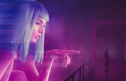 "Sennah Yee delves into the impossible bodies and souls of Blade Runner 2049 on The Fuck of the Century (link in bio) 💕🤖 ""Would you like me to tell you the truth or a lie? Here are some: you are special. I am special. You are free to go wherever you'd like. You are free to go. You are free."" .  #film #bladerunner #review #denisvilleneuve #cyborg #pink #criticism #robot #cinema #cinematography #scifi"