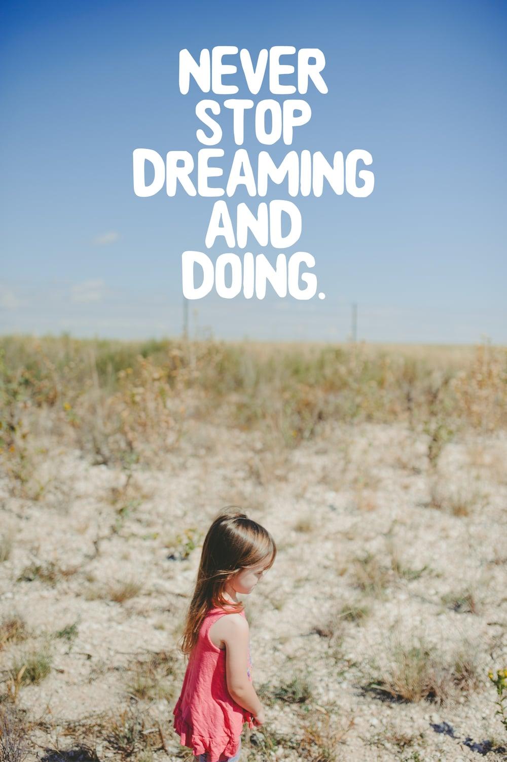 dream on // little h creative // blog // new year