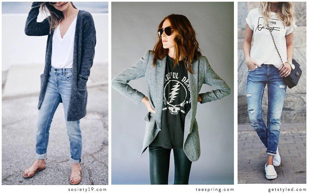 t-shirt style on Pinterest || ramble apparel