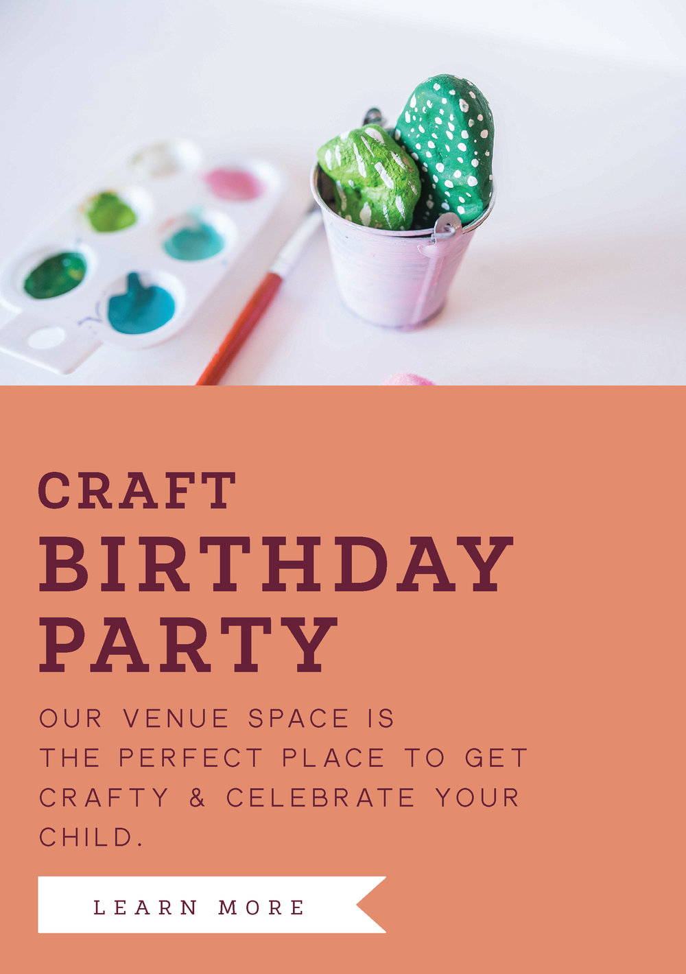 craft party at little h creative