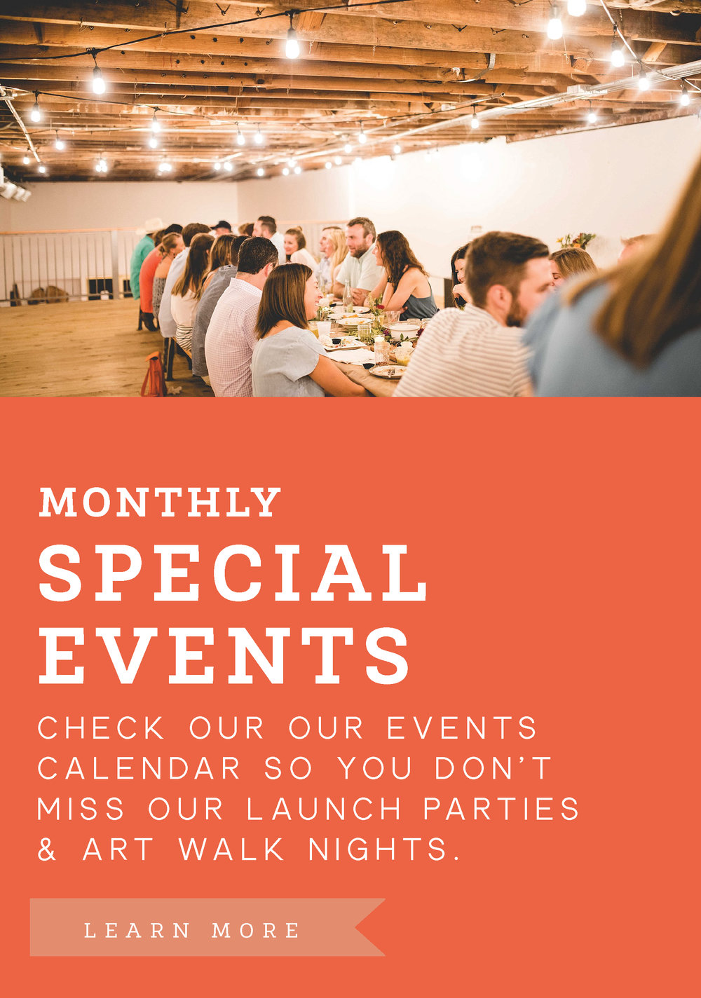 events at little h creative