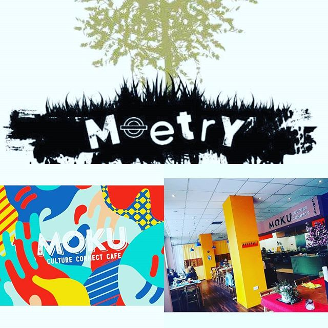 Moetry  x  MOKU (M&M; who doesn't love em') creative collaboration brings you a night of poetry and we gon' party after; Poetry and Party! 24th August... Be there or be square! . . . 'Over the last few months we have seen Moetry grow and it has been fed by not only some amazing talent, but also an audience which has been so supportive and venues which have created the perfect atmosphere for some memorable shows.The show has gone from strength to strength and has hopefully been able to open people's minds to what the spoken word/poetry genre is all about..' . . . At Moetry they have a common goal shared in their team; which is providing a platform for talent within the world of Poetry and/or spoken word. They also welcome those who may play a musical instrument or even a voice which is able to move mountains to come down and add a lil je nais se qois (something special) to the show. . . . For this installment, they have decided to host it @ Moku Beach Culture Connect Cafe. Which has just been recently opened, offering a beautiful fusion of flavours inspired by Kenya, India and Jamaica. The food sends your taste buds on a journey to the motherland and back ah yard also lol. Set in a beautiful location which has a water stream directly outside, it sets the scene for a beautiful night...if fitting we may even  have a few performances outside by the water. . . . Come, Eat, Meet, Drink and Connect for this special M & M Poetry and Party live night. Follow the journey and be a part of the experience! . . . Get in contact if you need a beautiful venue with beautiful food and drink... and even better people! #creativecollaborations #poetry #spokenword #fomo #love #light #soul