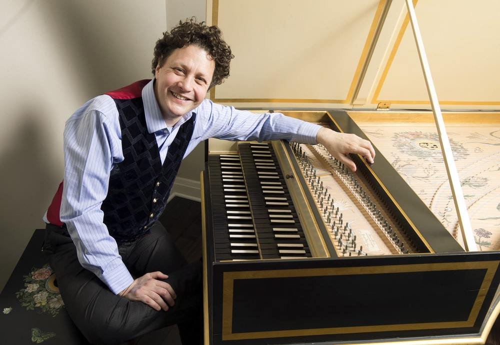 Music Director/Conductor/Harpsichord: Jory Vinikour
