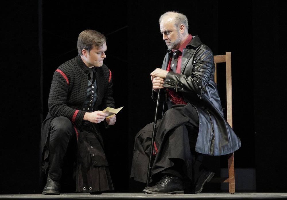 David Blalock & Philip Skinner