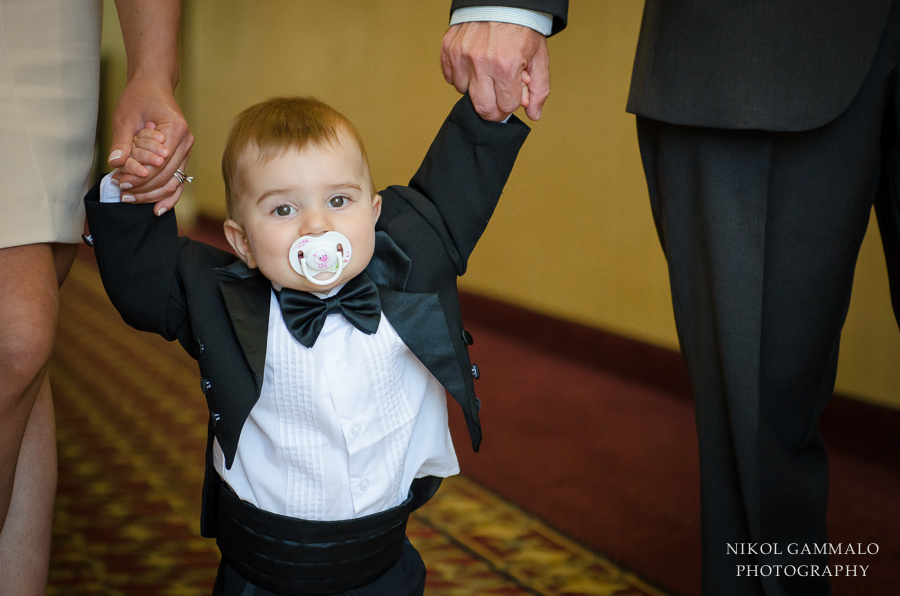 Some guys were just born to wear a tux!