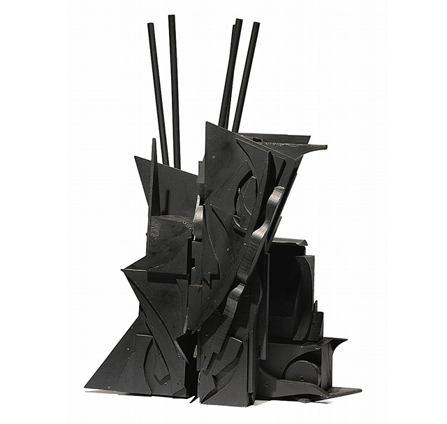 Louise Nevelson, UJA Federation Sculpture Edition B, 1981