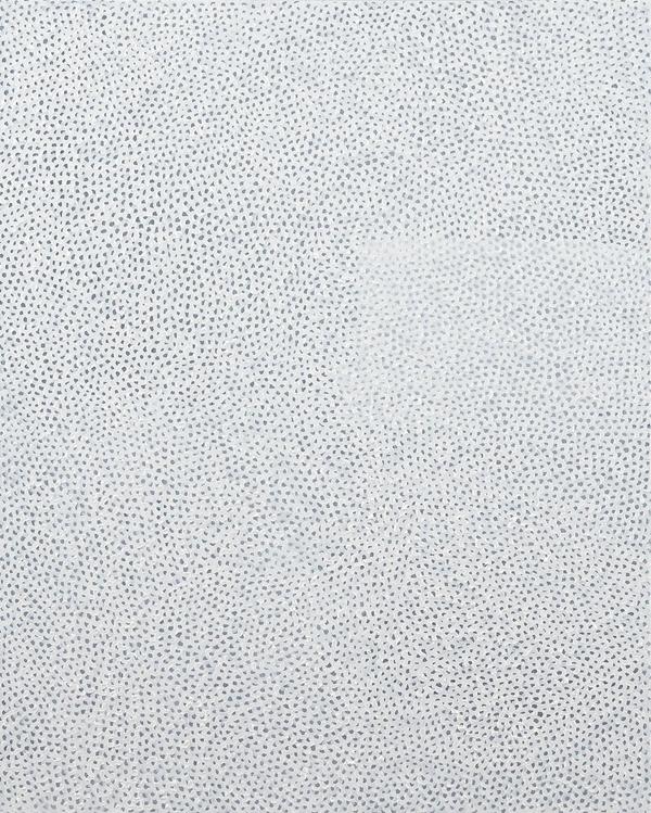 Yayoi Kusama,White No. 28, 1960