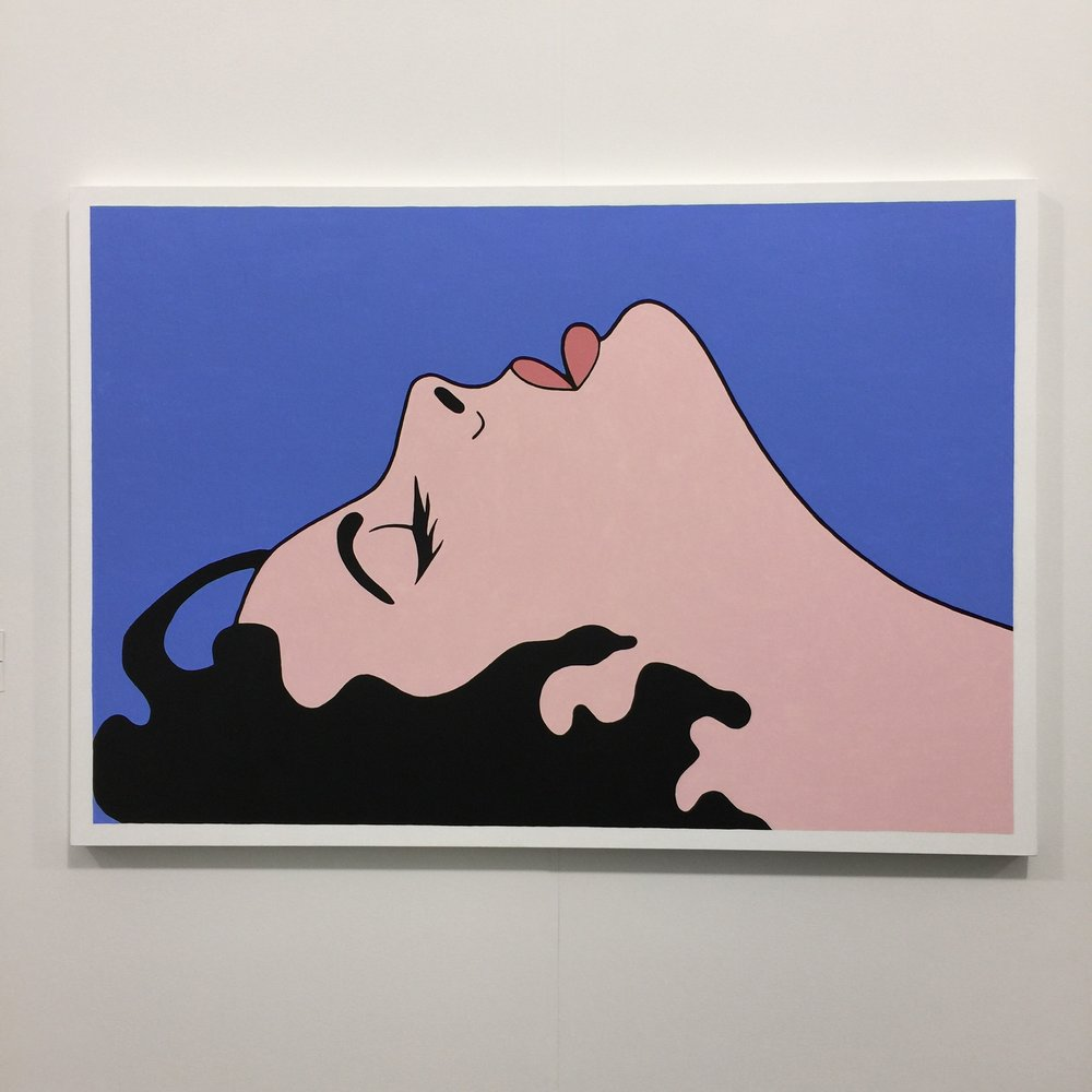 John Wesley, Untitled, 2011, Exhibited by Fredericks & Freiser Gallery