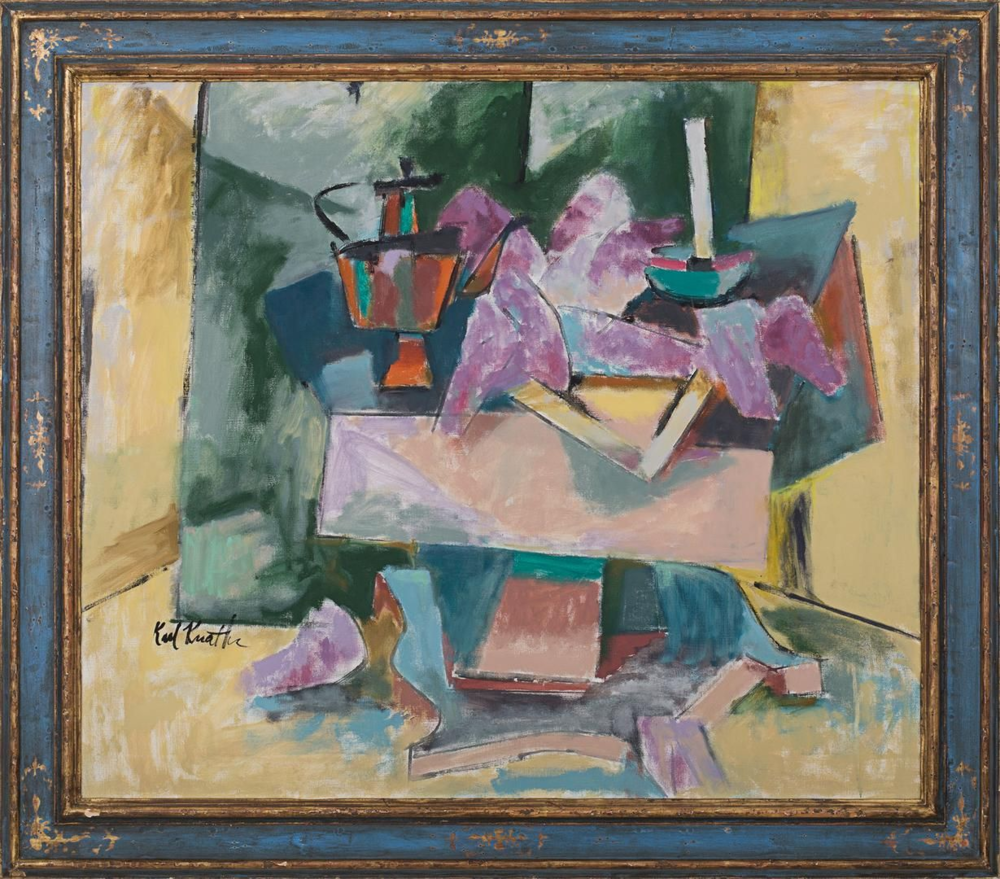 Karl Knaths, Still Life, c. 1964