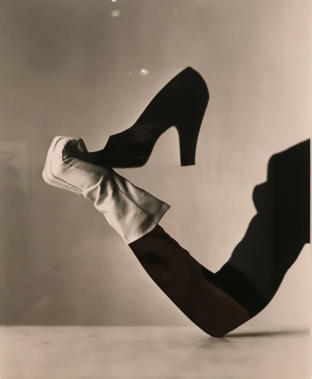 Irving Penn, Glove and Shoe, 1947