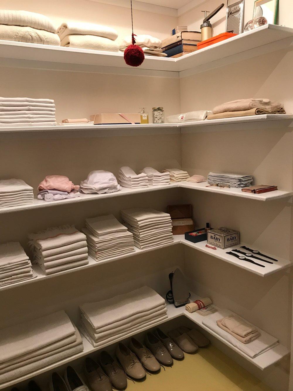 Sara Berman's Closet, Metropolitan Museum of Art