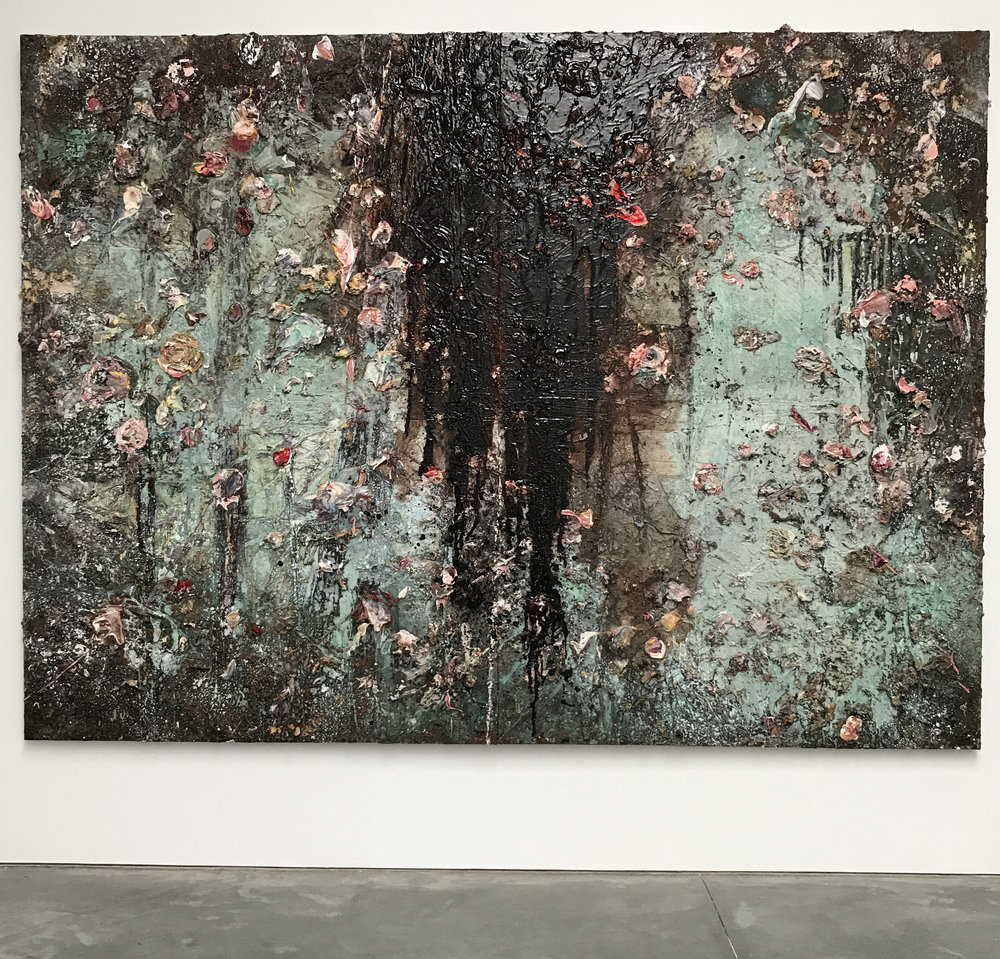 Anselm Kiefer: Transition from Cool to Warm, Gagosian Gallery
