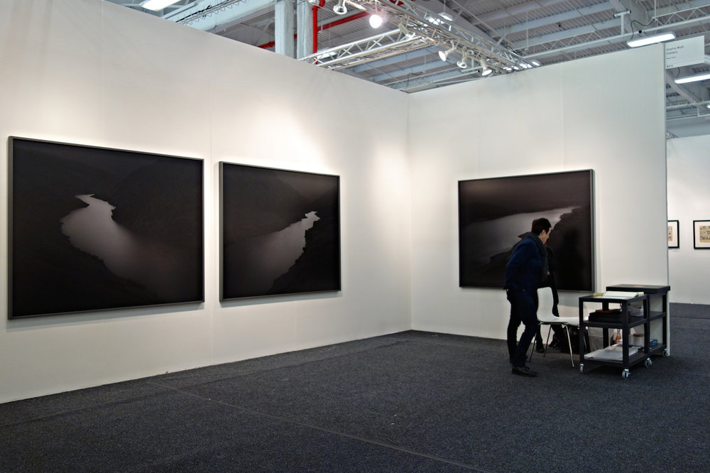 Adam Katseff, Installation shot