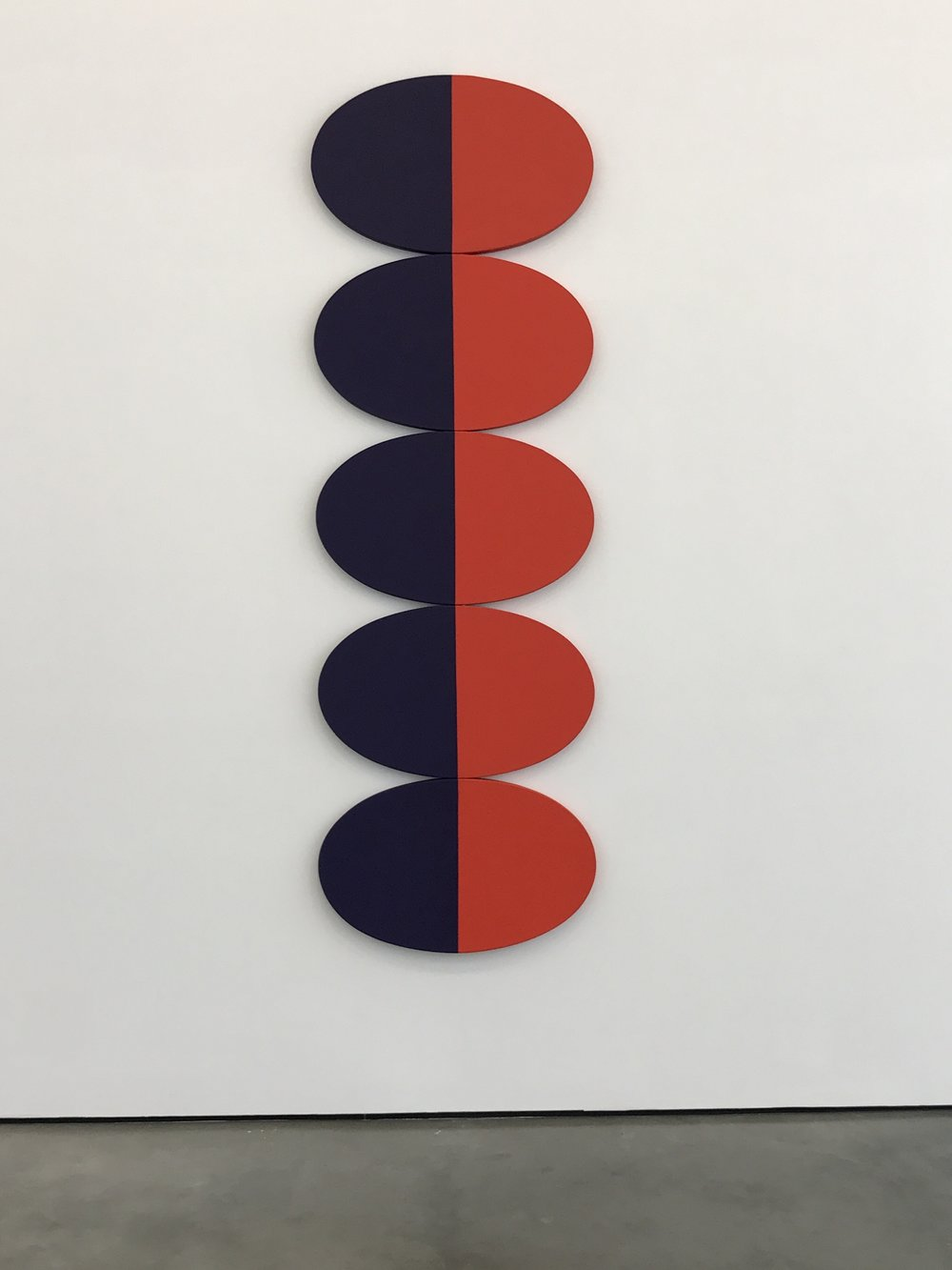 Leon Polk Smith at Lisson Gallery