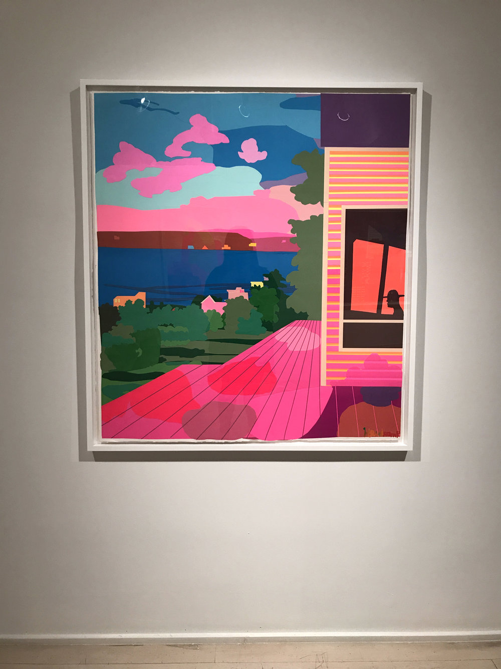 Daniel Heidkamp, Dawn Watcher, 2017