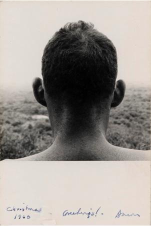 Aaron Siskind, Christmas, 1960