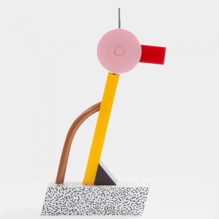 Ettore Sottsass for Memphis, Tahiti Table Lamp, 1981