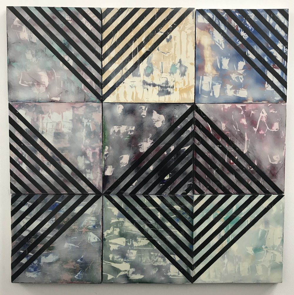 Diane Arge, Lines, 2018