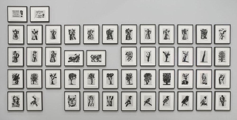 William Kentridge, Universal Archive, 2012
