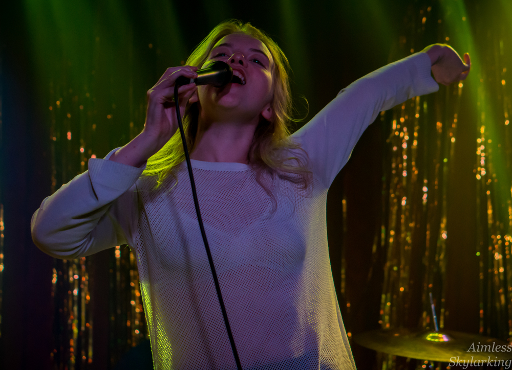 Dream Wife at the Finsbury Pub in London, May 2016