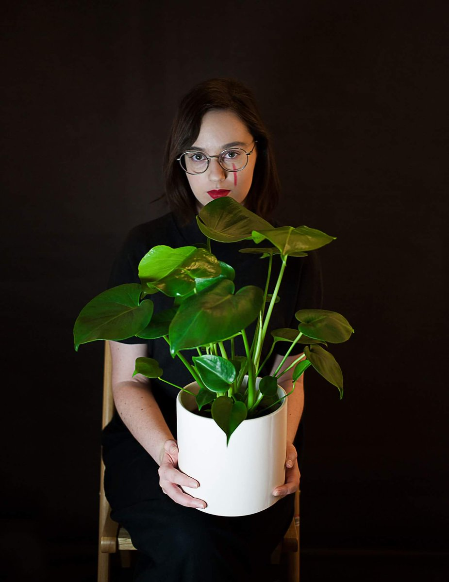 Liyv -My aesthetic is Harry Potter meets plant mom.