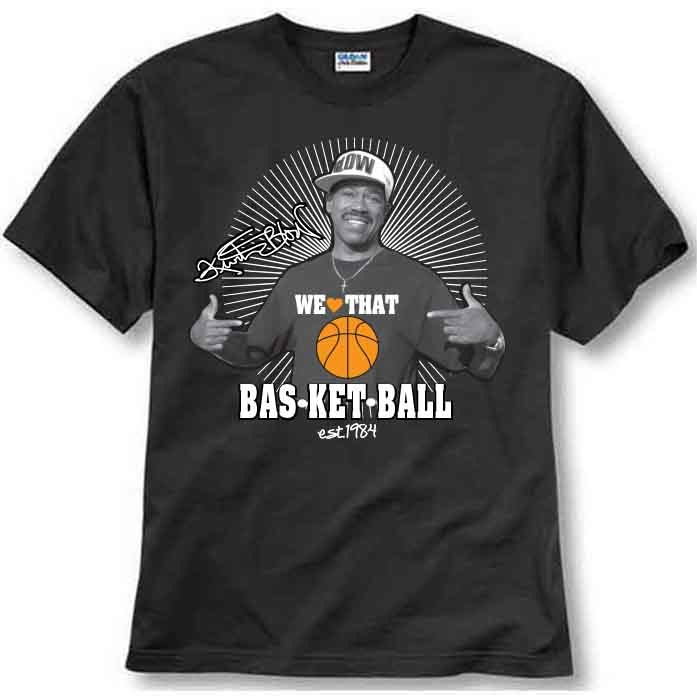 Kurtis Blow Basketball T Shirt