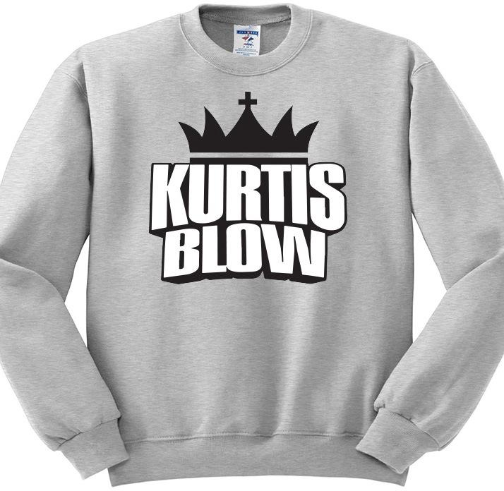 Kurtis Blow Logo Crewneck Sweater