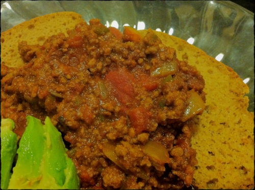 Paleo Sloppy Joe