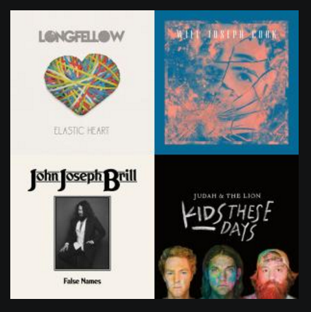 MAY 2016 Spotify Playlist!