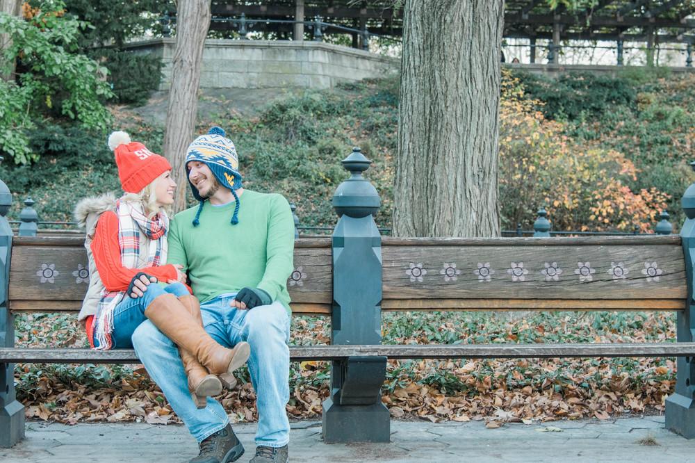 NYC Engagement Photographer