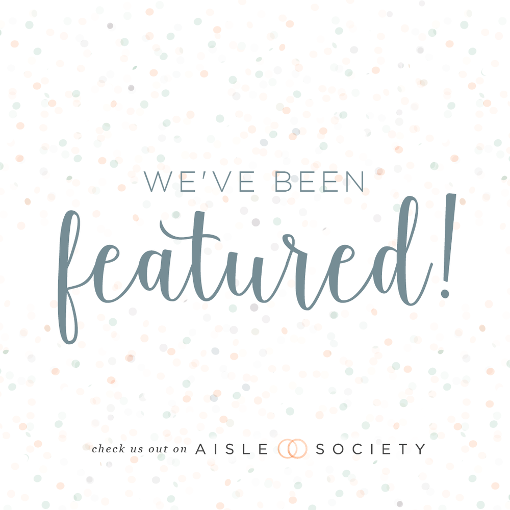 Aisle Society - BLK chai PHotography