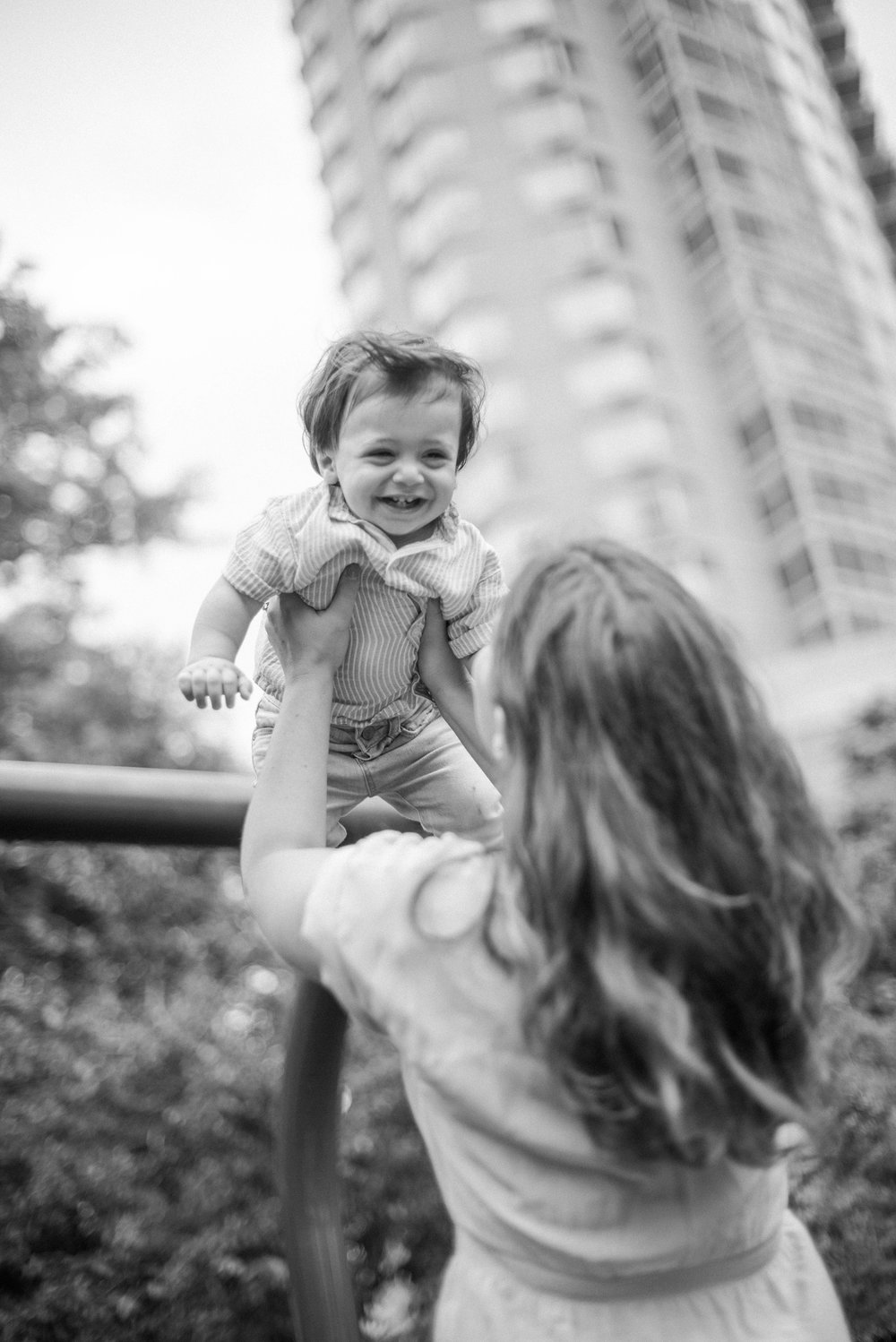 Jersey City Family Session