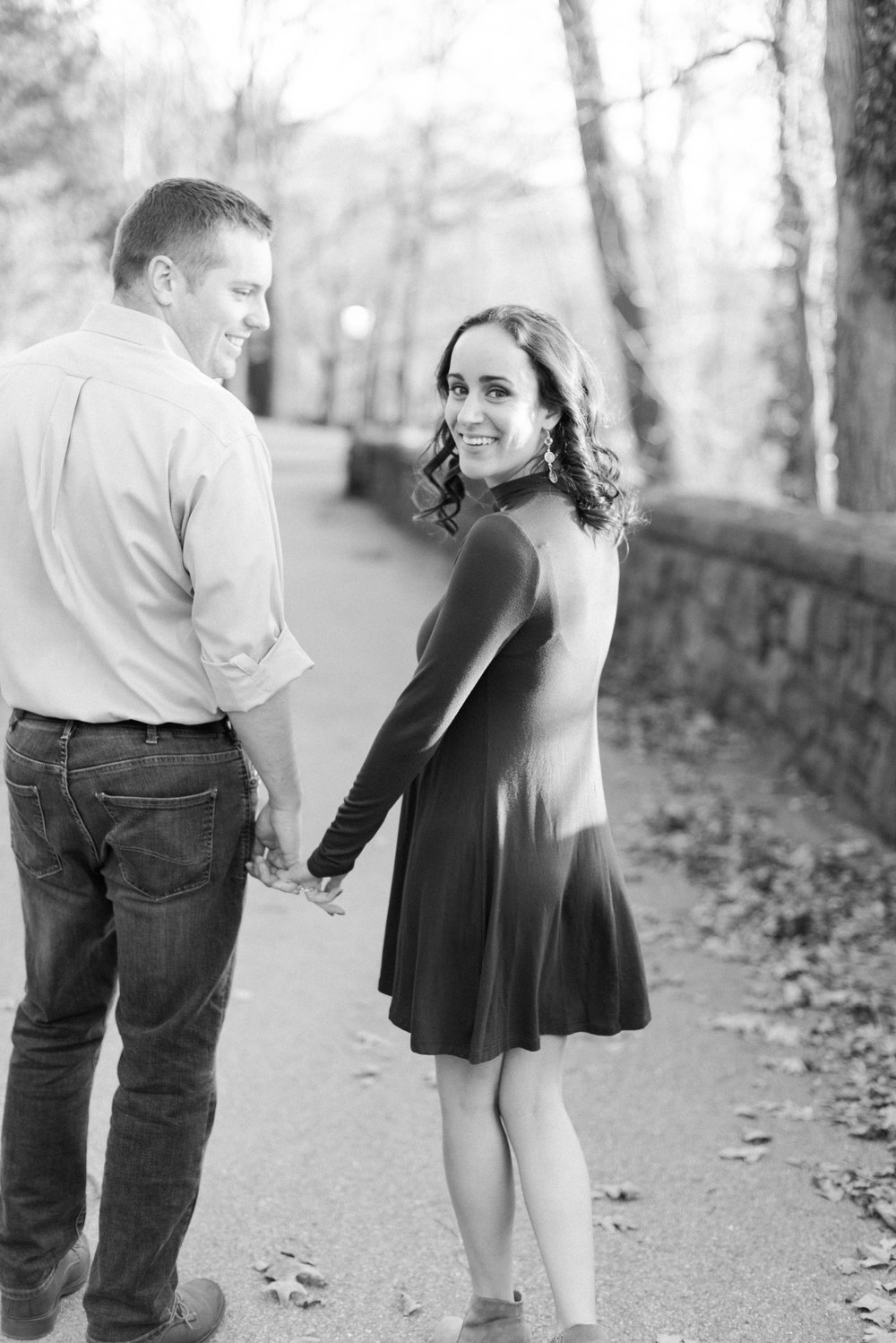 Fort Tryon Engagement Session