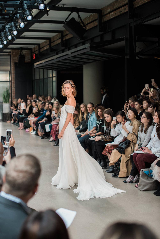 Amsale Fashion Week 2019